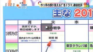 新・週刊フジテレビ批評 20170211