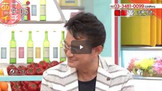 あさイチ「プレミアムトーク 船越英一郎」 20170317