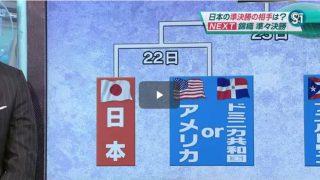 S☆1 侍ジャパンいよいよ準決勝へ!ノムさんがチェック! 20170318