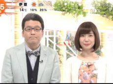 めざましテレビ 20170328