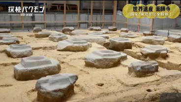 探検バクモン「薬師寺」 20170404
