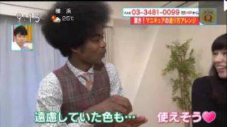 あさイチ「スゴ技Q 春に知ってオトク!塗り方の極意」 20170419