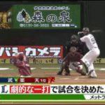 SPORTSウォッチャー▽阪神鳥谷敬!連続試合出場新記録達成!?中日×阪神 20170419