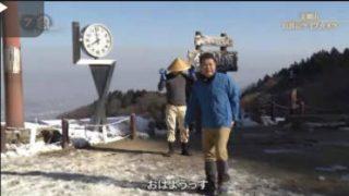 ドキュメント72時間「金剛山 ライブカメラの山頂で」 20170428