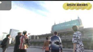 探検バクモン「奇想天外!築地本願寺」 20170509