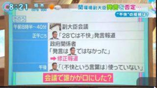 とくダネ! 20170512