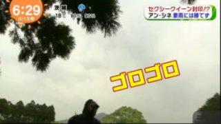 めざましどようび 20170513
