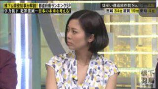 橋下×羽鳥の番組 20170515
