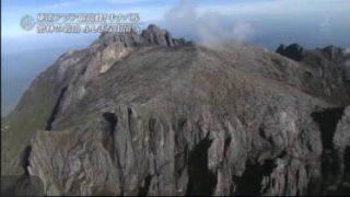 世界遺産「オランウータンがすむ密林の岩山」 20170528