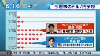 Newsモーニングサテライト【トランプ氏G7デビューを総括】 20170529