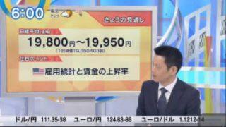 Newsモーニングサテライト【日本の30倍!巨大化する中国ネット販売】 20170602