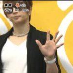 めざましテレビ 20170623