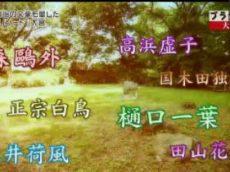 ブラタモリ「#77 大宮」 20170701