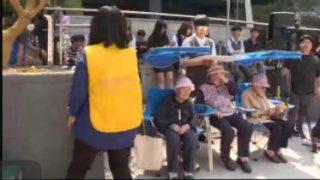 <FNSドキュメンタリー大賞>交わらぬ視線~きしむ日韓の現場から~<Tナイト> 20170704
