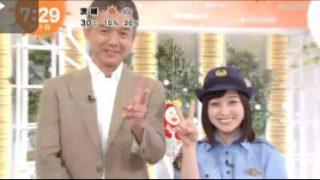 めざましテレビ 20170707