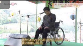 ハートネットTV「歌に生かされ、歌に生きる▽難病と闘う演歌歌手」 20170710