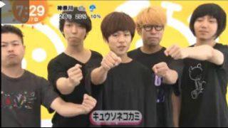 めざましテレビ 20170817