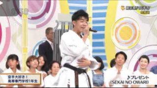 NHKのど自慢「東京都八王子市」 20170820