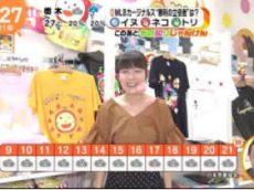 めざましテレビ 20170821