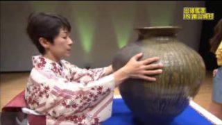 開運!なんでも鑑定団【竹やぶでお宝発見?有名壺に衝撃鑑定!】 20170822
