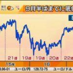 Newsモーニングサテライト【地方銀行が全国展開!?】 20170822