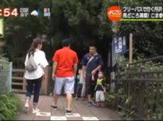 よじごじDays『お得きっぷで行く!丹沢・大山めぐり』MC:小泉孝太郎 20170825