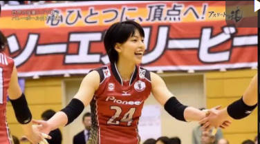 アスリートの魂「新たなる伝説へ バレーボール女子日本代表」 20170827
