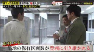 橋下×羽鳥の番組 20170828