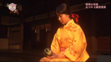 歴史秘話ヒストリア「戦場の花嫁 愛に生きた女城主」 20170902