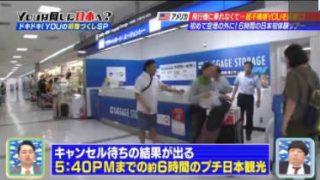 YOUは何しに日本へ?★撮れたてピチピチYOUの初物づくしSP 20170911