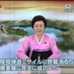 """NEWS23 国民の6割が賛成…韓国で高まる""""核武装論""""の行方 20170914"""