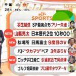 めざましテレビ 20170925