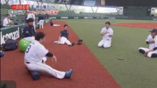 SPORTSウォッチャー ▽プロ野球CS直前特別企画!!ほか 20171012