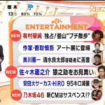 めざましテレビ 20171016