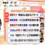 めざましテレビ 20171017