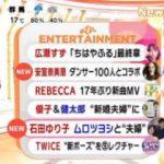 めざましテレビ 20171020