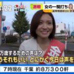 ビビット 台風21号 舛添元知事生出演 上西小百合リポート初挑戦 女の戦いに決着 20171023