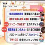 めざましテレビ 20171026