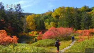 小さな旅 山の歌・秋「神々遊ぶ庭で~北海道 大雪山国立公園~」 20171029