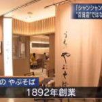 WBS▽トランプ氏来日でコインロッカー続々閉鎖…ハロウィーンに影響!?▽上野変貌 20171031