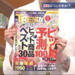 WBS▽どこよりも早く!?2018年のヒット予測ベスト10▽イバンカ氏が先行来日のワケ 20171102