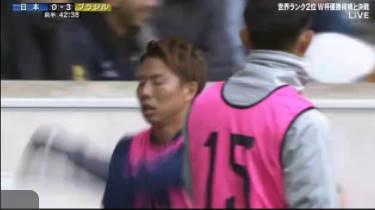 サッカー国際強化試合 日本×ブラジル 20171110