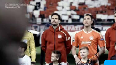 UEFAチャンピオンズリーグ・マガジン<スポーツLIFE HERO'S PLU… 20171119