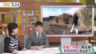 ゆうがたサテライト【新発売!格安4Kテレビ、ナゼ安い?】 20171213