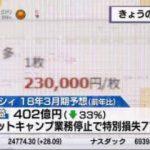 Newsモーニングサテライト【年末恒例!モーサテ大反省会】 20171228