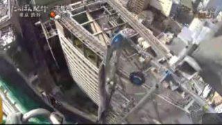 にっぽん紀行・選「俺たちがつくる高層ビル~東京・渋谷~」 20180102