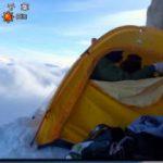 NHKスペシャル選「世界初 極北の冒険 デナリ大滑降」 20180103