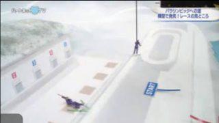 ハートネットTV▽冬のパラリンピック(2)クロスカントリーとバイアスロン 20180109