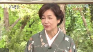 サワコの朝【藤真利子▽最多犯人役の美学!】 20180113