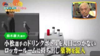 ワイドナショー【緊急参戦!安藤優子・ヒロミどうしても今聞きたい話】 20180114